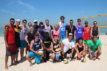 Blog / Beach Volleyball Festival Dubai 2016