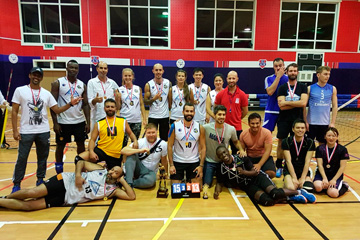 Blog / National Amateur Volleyball League Season 2017/2018