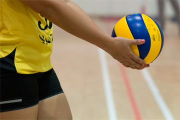 Trainings and Tournaments / Adult Volleyball Training: Beginner / Intermediate / Advanced
