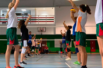 Kids Volleyball Camp 5-9 July
