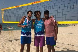 Dubai Beach Tour 2, 22 Nov 2018